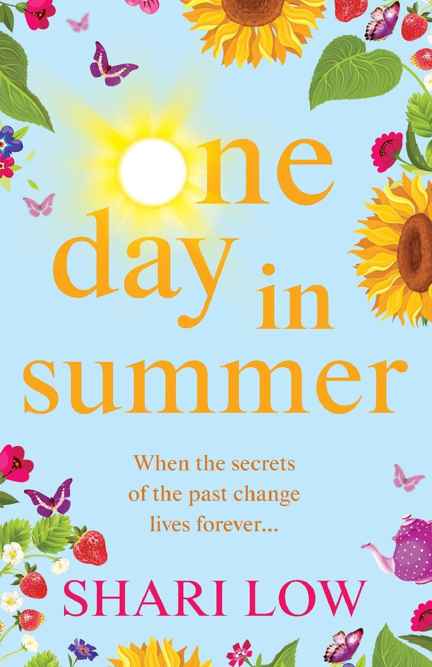 One Day in Summer by Shari Low book cover