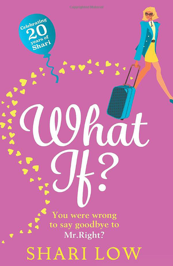 What If? by Shari Low book cover (2020 version)
